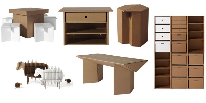 FIBRE - Carton - Composants-structuraux