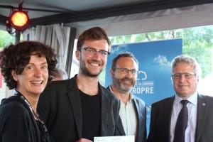 Dany Girard, Charles-Édouard Dorion, Louis Poliquin et André Tremblay_La Maille